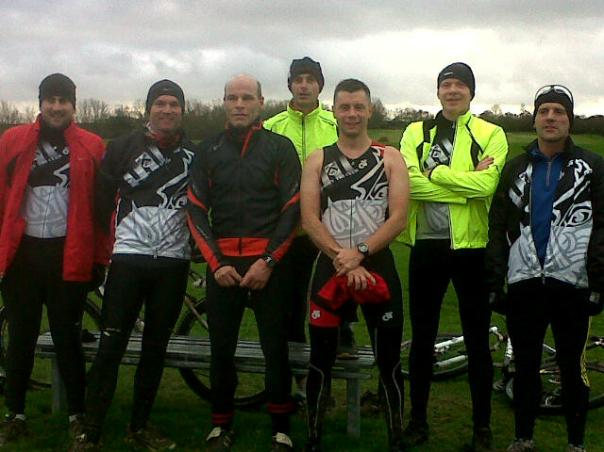 Grimsby Tri Club's Winter XC Duathlon